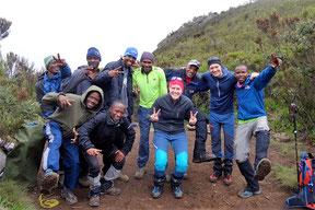 Mount Meru Besteigung und Veranstalter