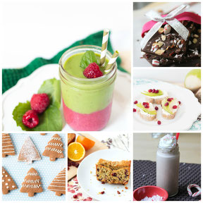 Last Minute Healthy Christmas Food Ideas!