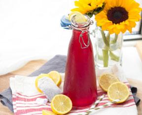 Sweet Passion Tea Lemonade