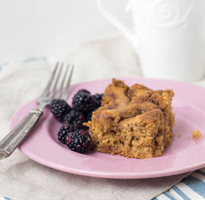 Cinnamon-Buttermilk Coffee Cake