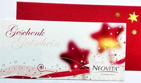 Geschenk-Gutscheine für Behandlungen und Produkte von Hautnah Kosmetik Pickardt