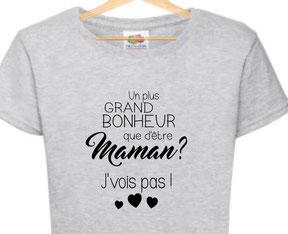 t shirt une maman