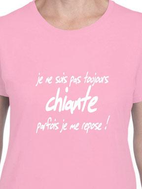 teeshirt message pour elle
