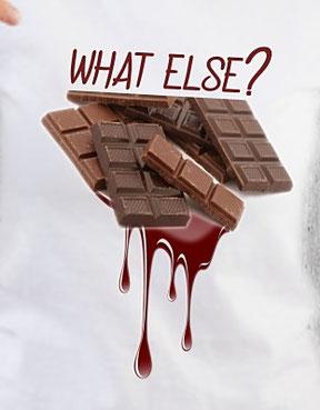 tee shirt copine chocolat