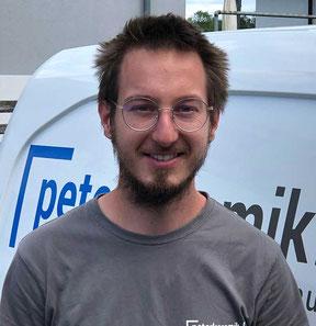 Jan Soltermann  Hafnermeister und Plattenleger