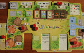 Spieler-Finca-Tafel