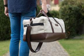Übersprung Sporttasche/Weekender