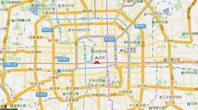 une certaine vue de Pékin
