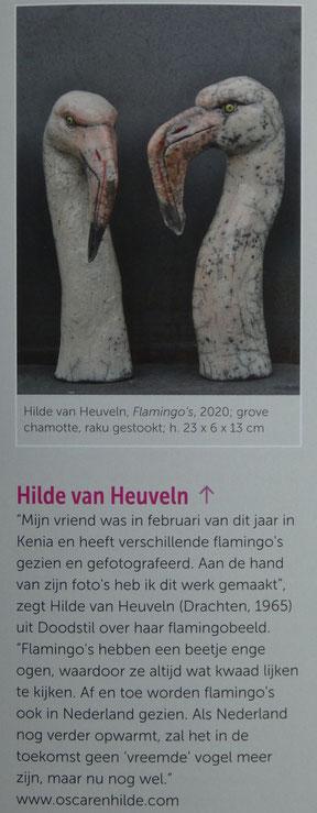 Beeld in KLEI Keramiek Magazine