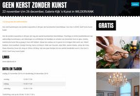 Artikel over expositie in Wildervank op www.vanplan.nl