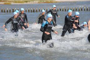Foto geplaatst in kalender Ned. Triathlon Bond 2015