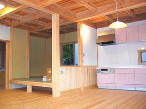 キッチンダイニング・和室