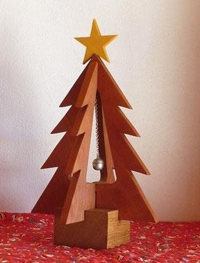 クリスマスツリー 組み立て式 アメリカンチェリー