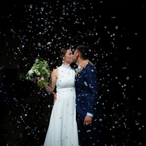 Ślub confetti