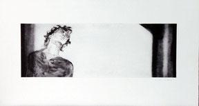"""Martin Schnur, """"placing shadows"""", Heliogravur / Bütten 350g Papier: 37 x 68cm"""