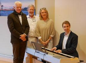Maximilian J. Zemke Klavier Pinneberg