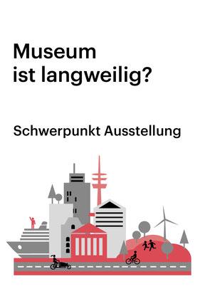 Museum ist langweilig Ausstellungsdesign drej