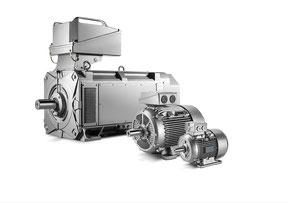 Umrichtermotoren, Composing © Siemens AG 2020, Alle Rechte vorbehalten