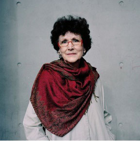 Cécile Oumhani par Jean-Luc Bertini