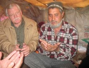 Tziganes Loulis de la région de Samarkand