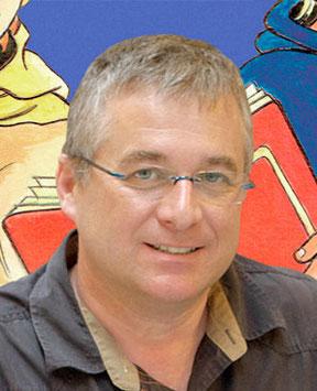 Jean-Luc Prou - Auteur - Lujees édition