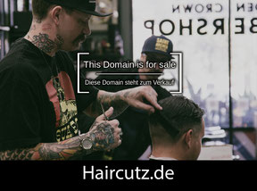 HairCutz.de - this domain is for sale