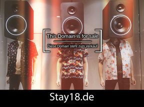 Stay18.de - this domain is for sale