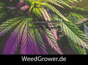 WeedGrower.de - this domain is for sale