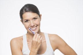 Prävention, Prophylaxe, professionelle Zahnreinigung (PZR), Mundhygienetipps, Individualprophylaxe, Kariesrisikobestimmung, Fluoridierung