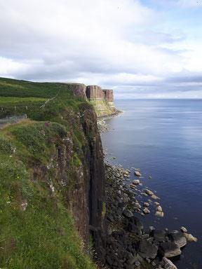 Atlantikküste Isle of Skye Kilt Rock