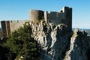 Enceinte du premier château féodal