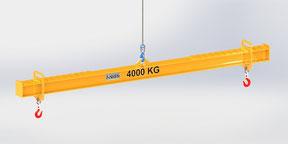Balkentraverse LT 4000 2000-4000