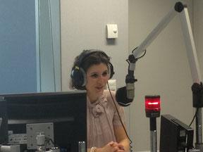 Diverse Radio Auftritte bei SRF mit Interviews und Ideen zum Dekorieren, Basteln & Einrichten