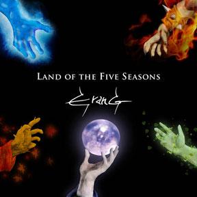 land of the five seasons artwork