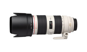 Canon EF 70-200mm f4/L IS USM