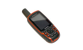 Garmin GPSmap 62s  , handheld gps device with superior satellite reception in remote places