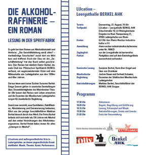Flyer LUcation-Leerguthalle BERKEL AHK 2/2
