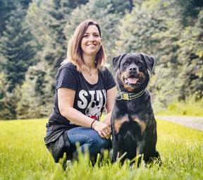 Sabrina Maffi © Hundeschule gooddog/AF-Foto
