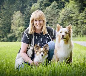 Claudia Stahel © Hundeschule gooddog/AF-Foto