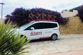 ALTA bike rental