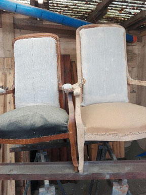 decapage fauteuil 78