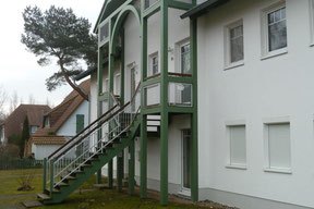 Bis zu 4 Personen wohnen komfortabel in der Bothmann Ferienwohnung im Lindenweg
