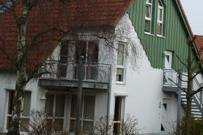 Bis zu 5 Personen wohnen komfortabel in der Bothmann Ferienwohnung im Weidenweg