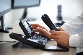 Telefon - Kontakt  CDL-Präzisionstechnik