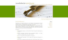 regina Stawowy - website