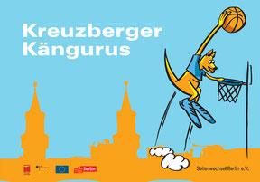 Kreuzberger Kangurus - Banner