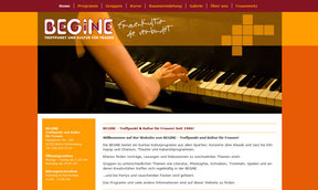 Begine - Website