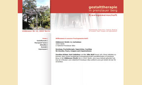 gestalttherapie in prenzlauer berg - website