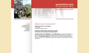 gestalttherapie in prenzlauer berg - website