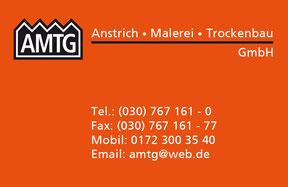 AMTG - Visitenkarte